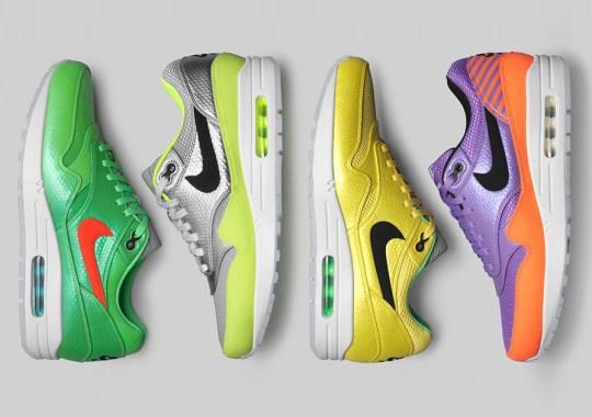 """Nike Air Max 1 FB """"Mercurial Pack"""""""