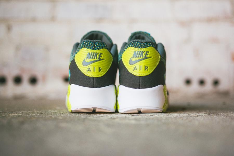 air max 90 jacquard green