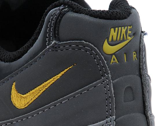 lovely Nike Air Max 95 Black Dark Citron - ramseyequipment.com 08bac4d102