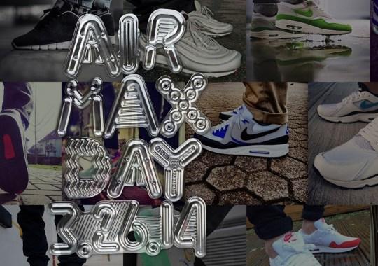 "Nike Celebrates ""Air Max Day"""