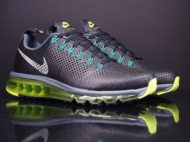 separation shoes bdff1 1c696 Nike Air Max Motion - Black - Wolf Grey - Venom Green - Volt -  SneakerNews.com