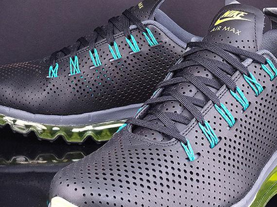 huge selection of 7da27 61686 Nike Air Max Motion - Black - Wolf Grey - Venom Green - Volt ...