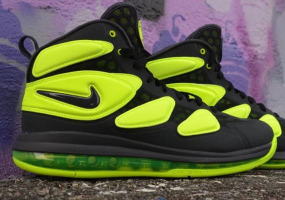 Nike Air Max Uptempo ZM Anthracite Volt