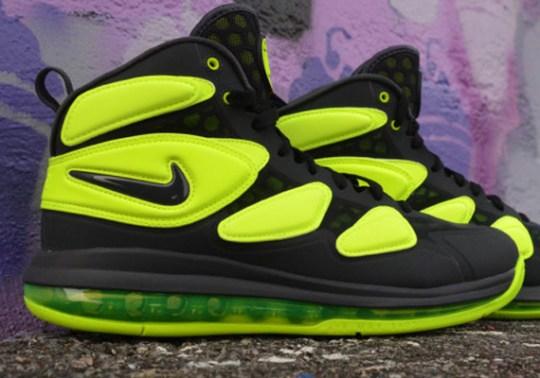 Nike Air Max Uptempo ZM – Anthracite – Volt