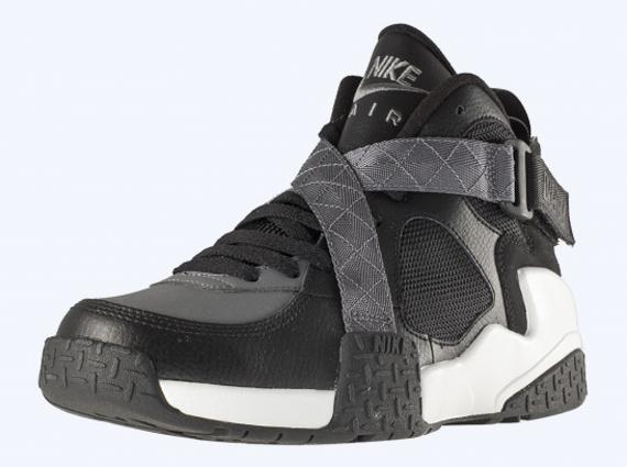 Nike Air Raid - Black - Flint Grey
