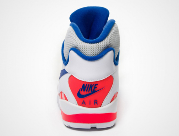 a00275eeef1c Nike Air Trainer SC II High Color  White Game Royal Laser Crimson-Pure  Platinum Style Code  443575-108. show comments