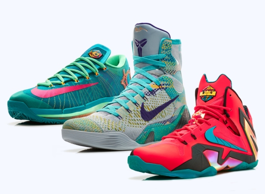Nike Basketball Elite Series Hero Collection
