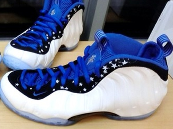 Nike Air Foamposite One Shooting Stars PE