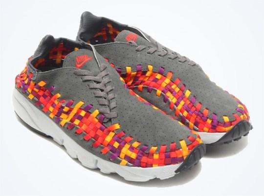 "Nike Footscape Woven Motion ""Dark Base Grey"""