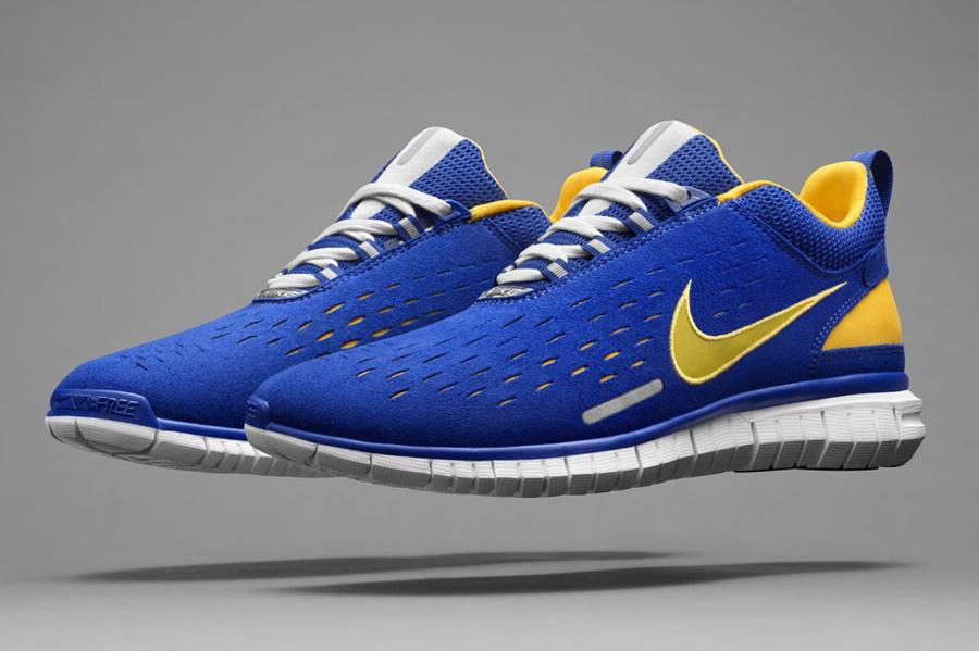 the latest 7722b 85d46 Nike Brings Back the Original Free Running Shoe ...