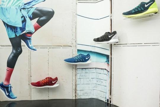 Nike Free – 2014 Greater China Media Summit