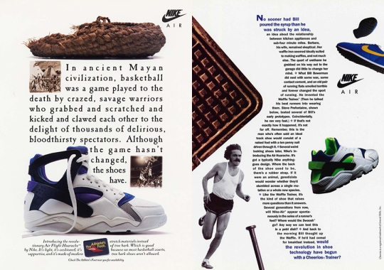 Nike Huarache History: The Evolution of Tinker's Neoprene Sneakers