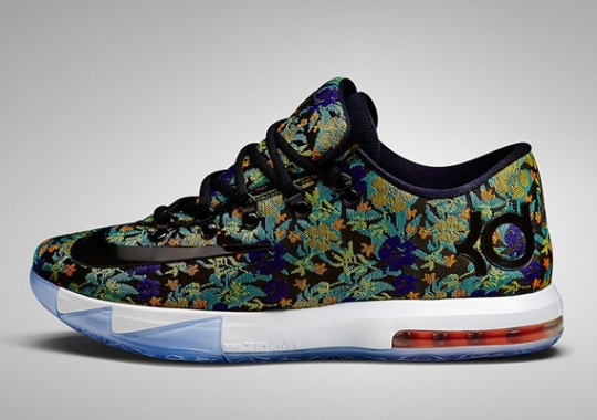 """Nike KD 6 EXT """"Floral"""" – Nikestore Release Info"""