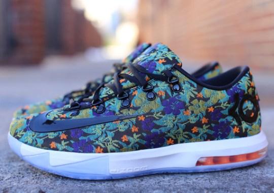 """Nike KD 6 """"Floral"""" – Release Reminder"""