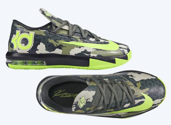 bbdf4840041b Nike KD 6 GS