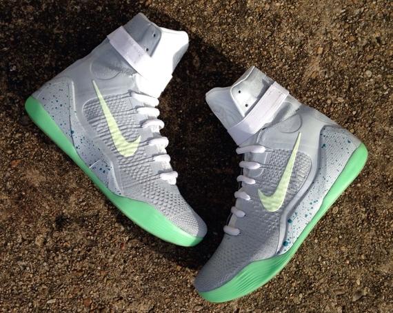 Usa Nike Kobe 9 High - 2014 03 10 Nike Kobe 9 Elite Mag Customs