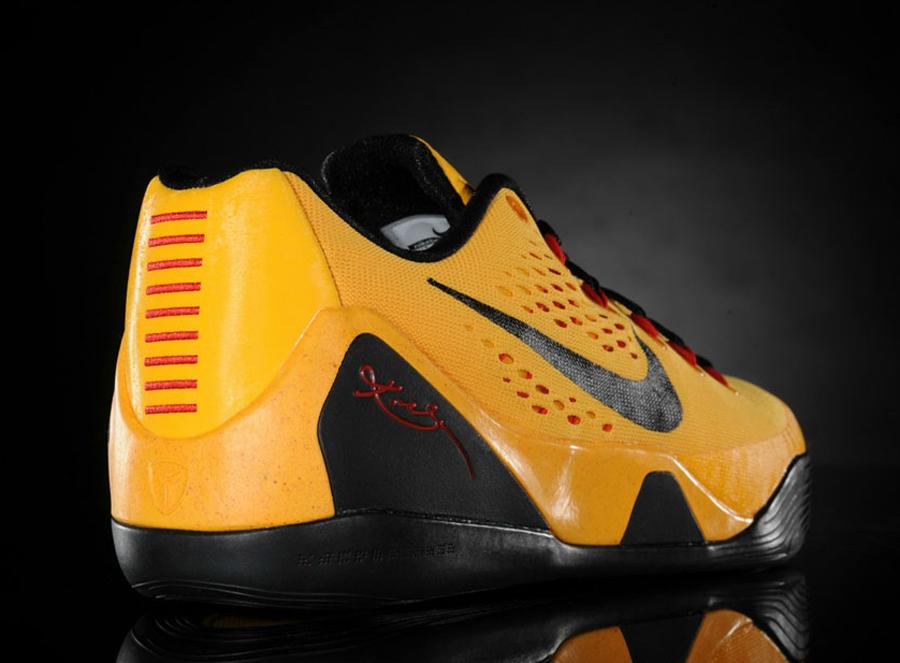 Nike Kobe 9 IX Masterpiece Low Multi Color Flyknit Black Mamba FTB