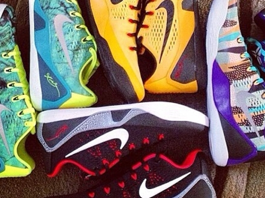 Nike Kobe 9 EM – Upcoming Colorways
