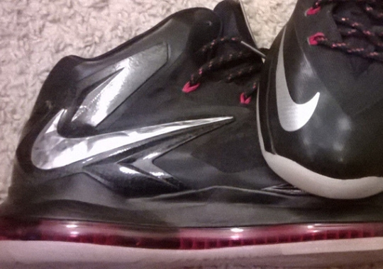 "Nike LeBron 10 Elite ""Away"" PE on eBay"