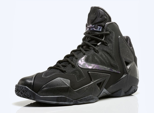 """Nike LeBron 11 """"Anthracite"""" – New Release Date"""