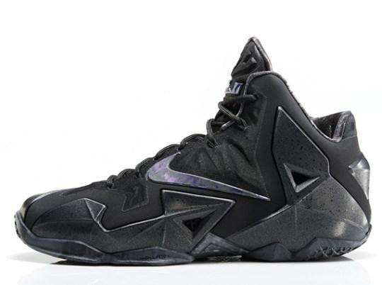 "Nike LeBron 11 ""Anthracite"" – Release Reminder"