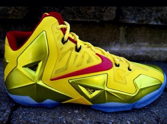 """Nike LeBron 11 """"Carmex"""" PE"""