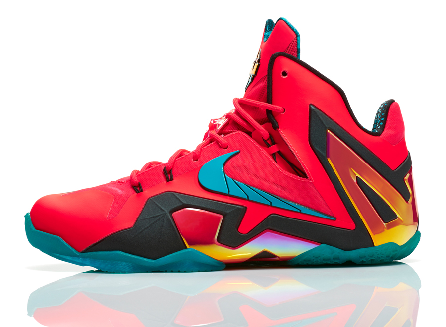 The Nike Basketball Elite Series Hero Collection is available May 9 at Nike.com  and select retail locations globally.