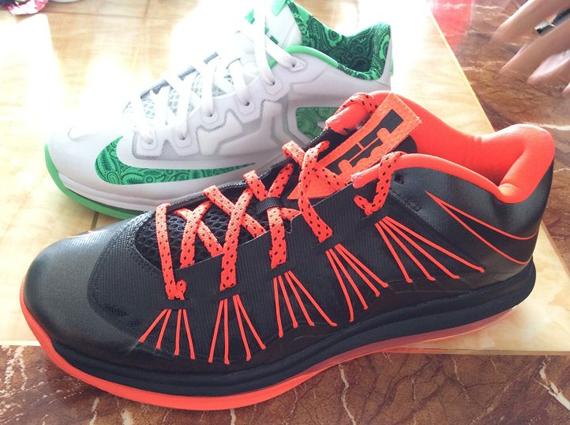 Nike Lebron 11 Faible - 2014 03 06 Comparing Nike Lebron 10 Faible Lebron 11 Faible Dégagehommest