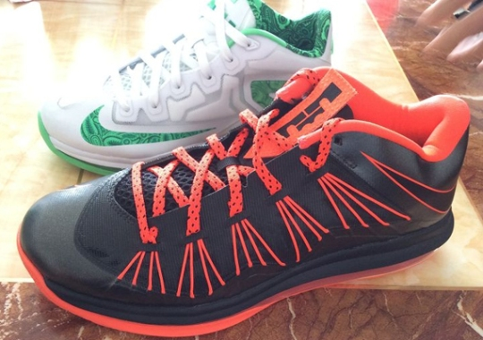 Comparing the Nike LeBron 10 Low and LeBron 11 Low