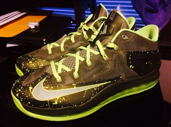 "Nike LeBron 11 Low ""Dunkman"" – Promo Sample on eBay"