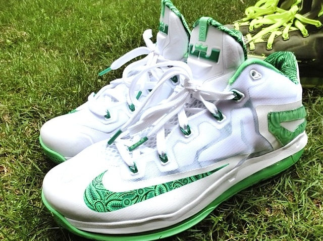 Easter Lebron 11 High Nike LeBron 11 Low &qu...
