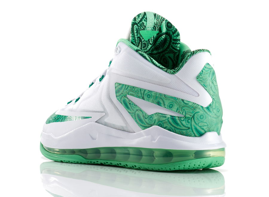 Easter Lebron 11 High Nike Unveils the LeBro...