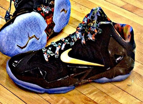 "Nike LeBron 11 ""Watch the Throne"" - SneakerNews.com"
