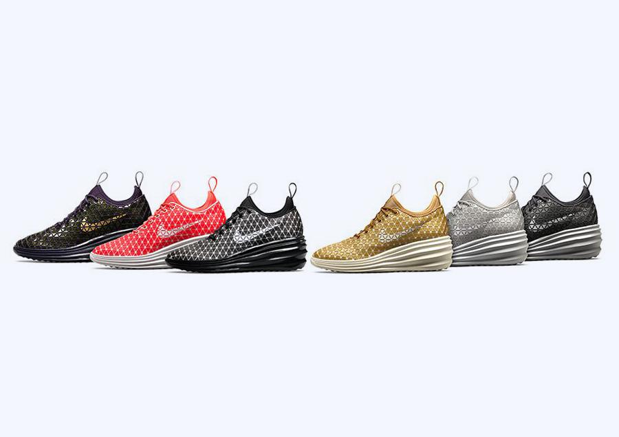 "online store f9123 28e45 Nike Lunar Elite Sky Hi ""City Pack"""