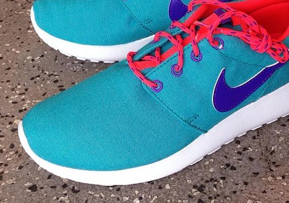 nike roshe run gs turbo green Nike Roshe Run GS Turbo Green