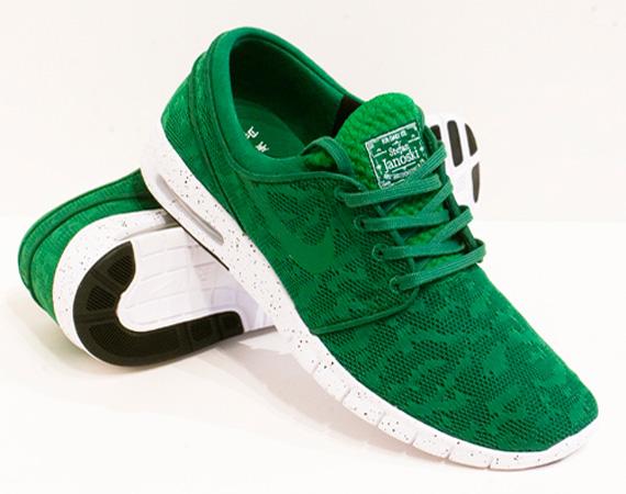 good Nike SB Stefan Janoski Max quotPine Greenquot