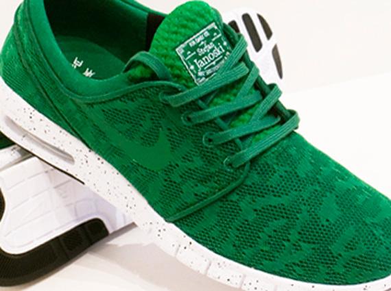 40c97fcde4 Nike SB Stefan Janoski Max