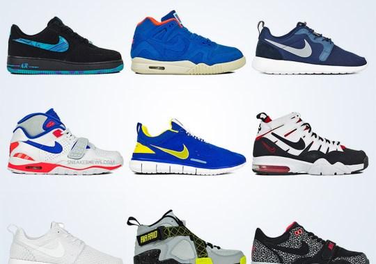 Nike Sportswear April 2014 Preview