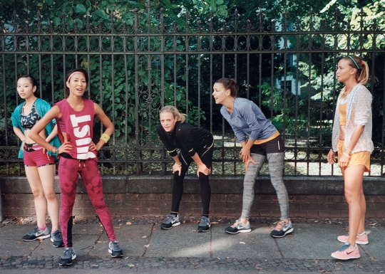 """Nike Women's """"Modern Movement"""" Collection"""