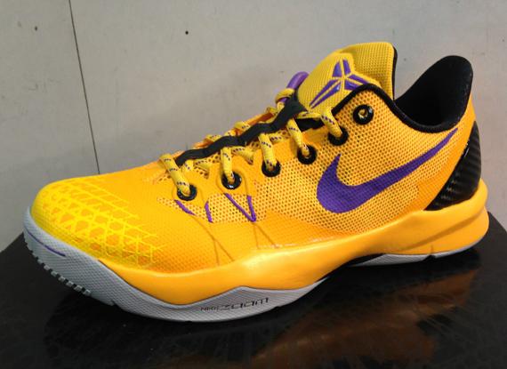 "the best attitude 0b874 3442b Nike Zoom Kobe Venomenon IV ""Lakers"""