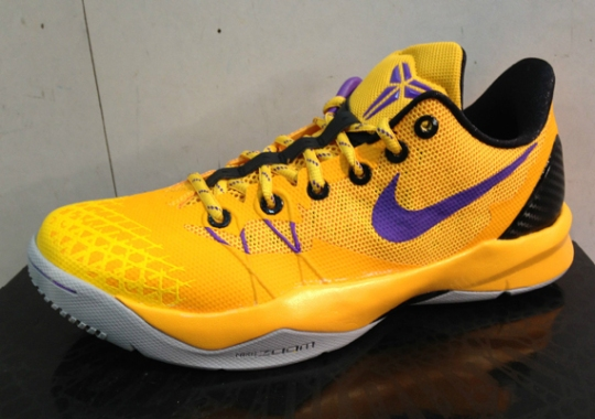 "Nike Zoom Kobe Venomenon IV ""Lakers"""