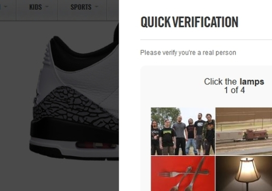 Nikestore Launches Photo Verification Step for Sneaker Purchases