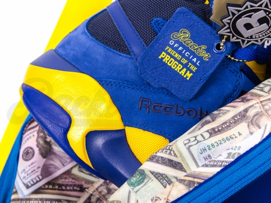 """Packer Shoes x Reebok """"Official Friend Of The Program"""" – Selection Sunday Release"""