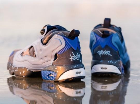 Packer Shoes x Stash x Reebok Insta Pump Fury