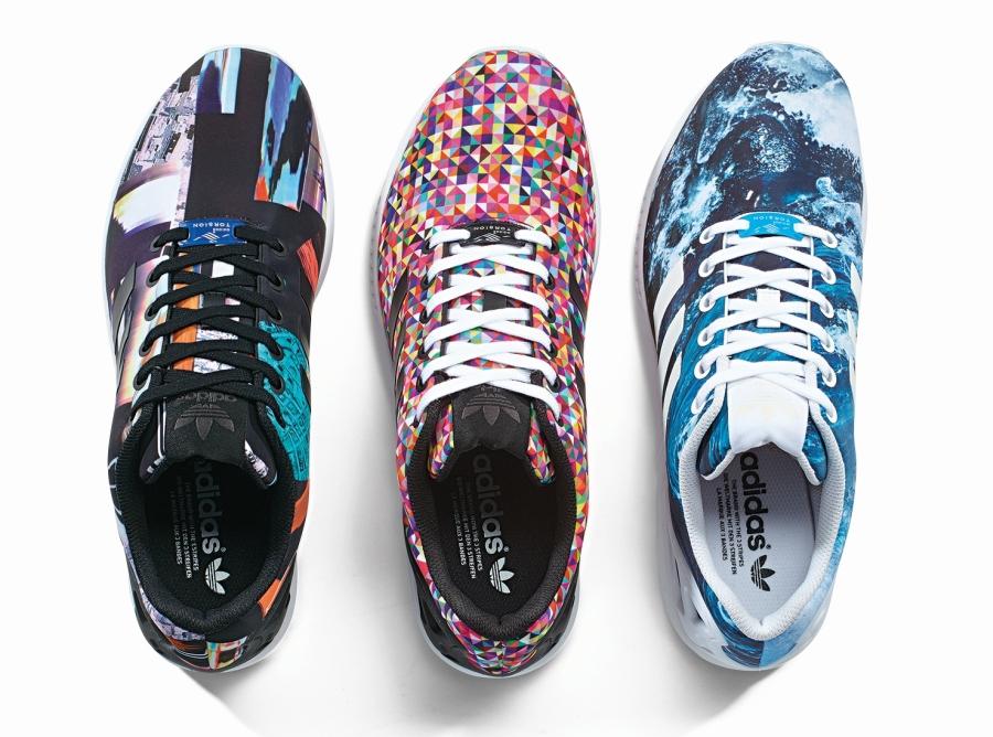 Adidas Zx Multicolor