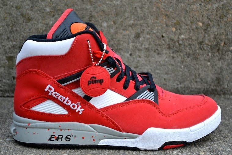buy reebok pump trainers
