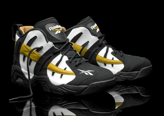 Reebok Introduces The Rail in White, Black, and Gold