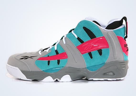 Reebok The Rail - Grey - Teal - Pink - SneakerNews.com 7286025f7c3a