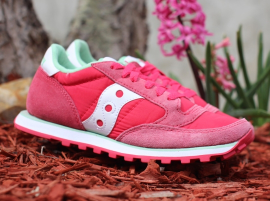 Saucony Jazz – Womens April 2014 Releases