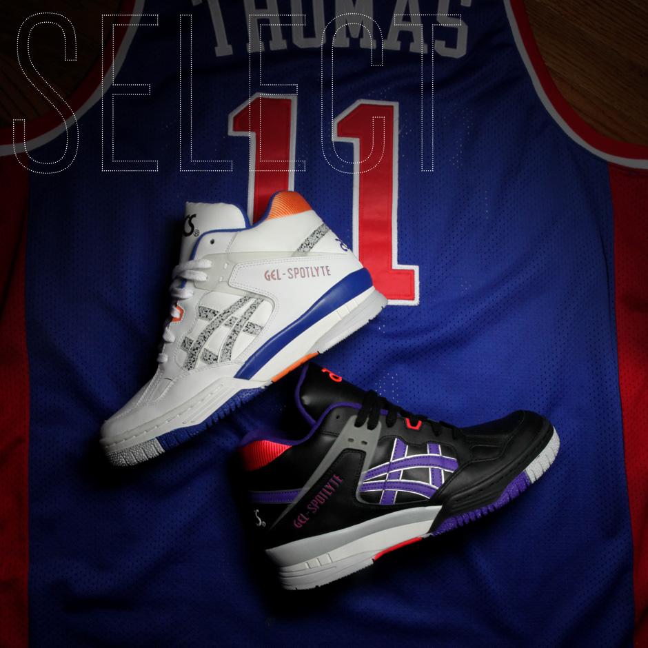 Isiah Thomas Basketball Shoes